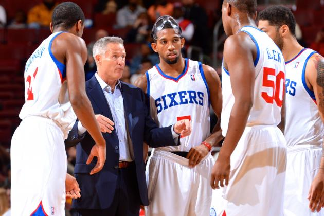 NBA Tanking Reaches a New Low in Philadelphia, and Sixers Fans Should Love It