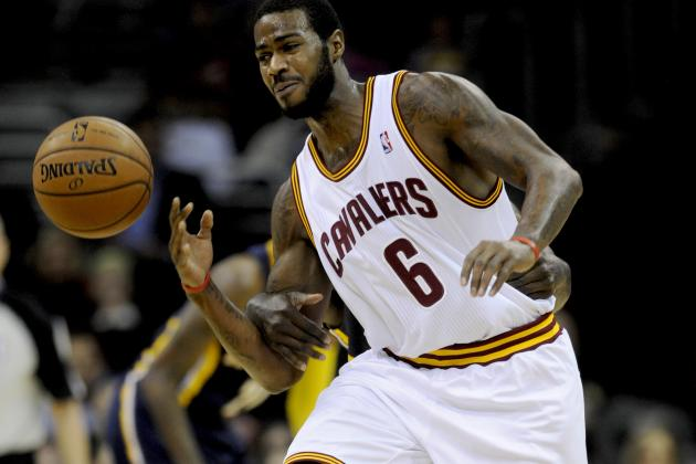 Cavaliers Starting Small Forward Likely to Be Earl Clark