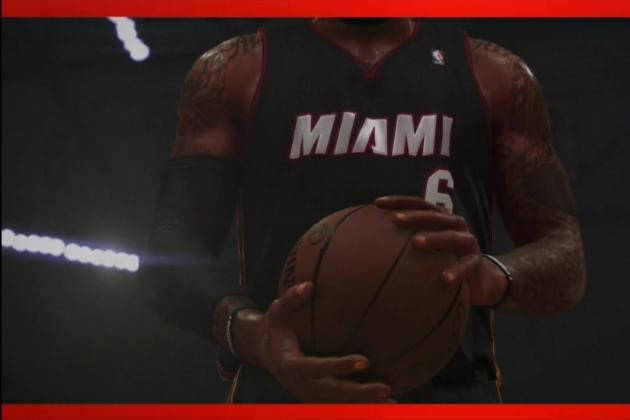 NBA 2K14: Breaking Down the Momentous Sneak-Peek Trailer