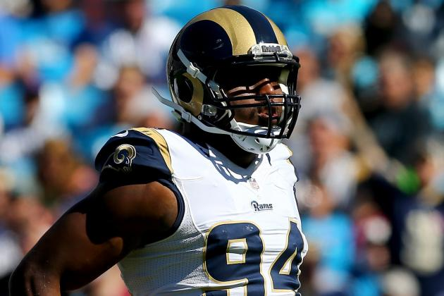 Quinn Piling Up the Sacks for Rams