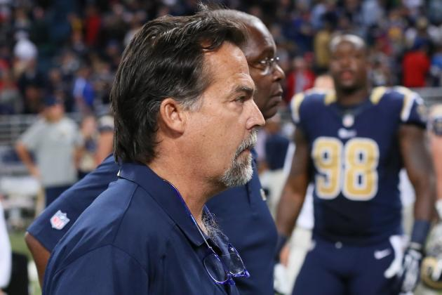 Stats Show Rams' Loss Hard to Fathom