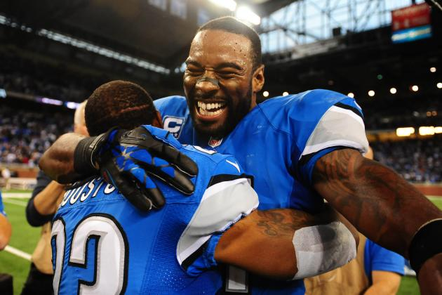 Second Half Schedule Sets Up Detroit Lions for Playoff Run