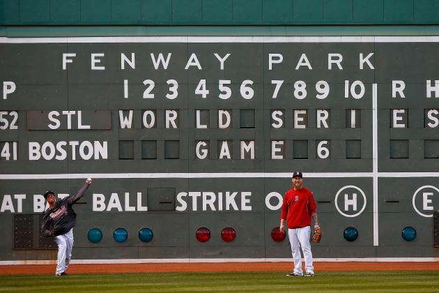 World Series 2013: Biggest Game 6 Keys for Cardinals and Red Sox