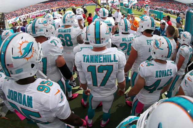 Miami Dolphins Showing Weaknesses but Not Incompetence During Tough Stretch