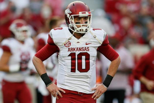Can Arkansas' Offense Keep Up with Auburn? Arkansas OC, QB Weigh in
