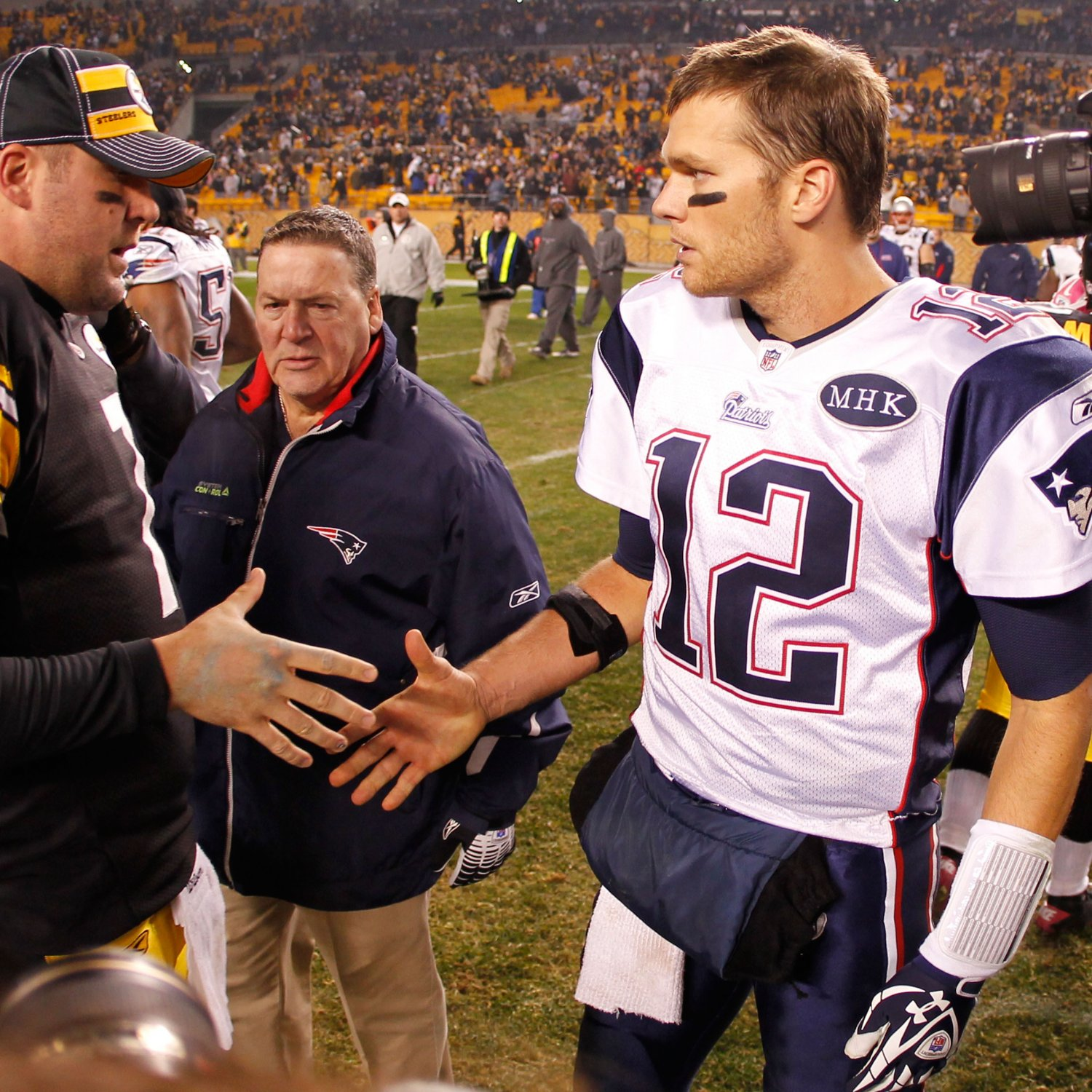 The Biggest Non Local Football Rivalries Including: Steelers Vs. Patriots: Pittsburgh's Bad Season Takes