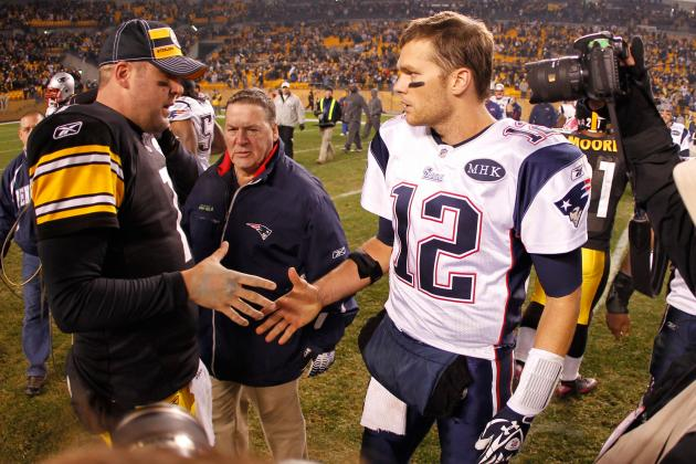 Steelers vs. Patriots: Pittsburgh's Bad Season Takes Sizzle out of Rivalry
