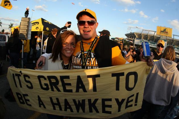 Iowa Fans Have Reason to Envy Wisconsin