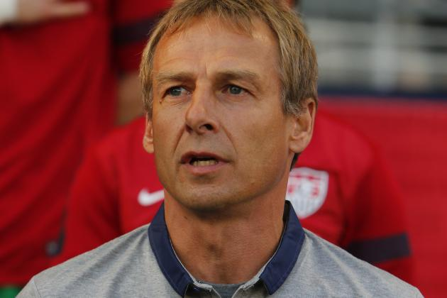 Klinsmann Upcoming Games: 'These Are World Cup Tuneups'