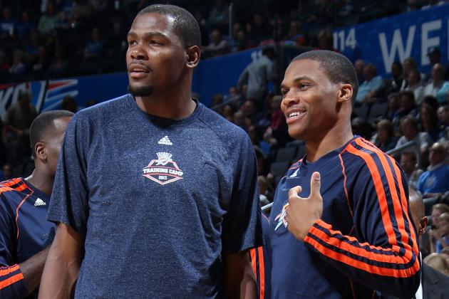 How Much More Can Kevin Durant and Russell Westbrook Produce?