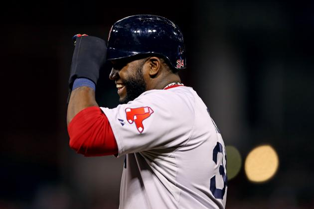 Fangraphs: When to Walk David Ortiz