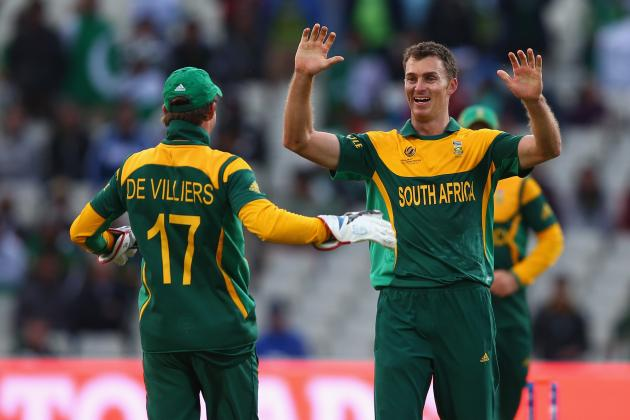 Pakistan vs. South Africa, 1st ODI: Scorecard, Recap and More from Sharjah