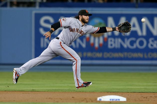 Giants Have Longest Gold Glove Drought