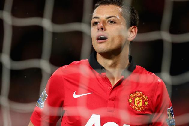 Goals Won't Be Enough to Make Javier Hernandez First Choice at Manchester United