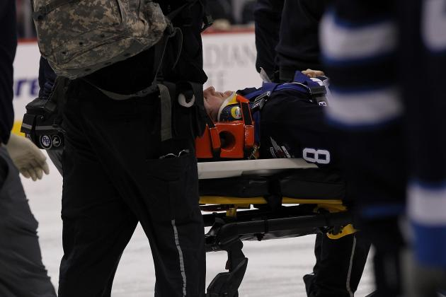 Injuries in the NHL: Bobby Orr and Scotty Bowman Say It's Time to Draw the Line