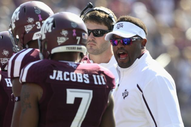 Texas A&M Football Recruiting: Could Aggies End Up with No. 1 Class?