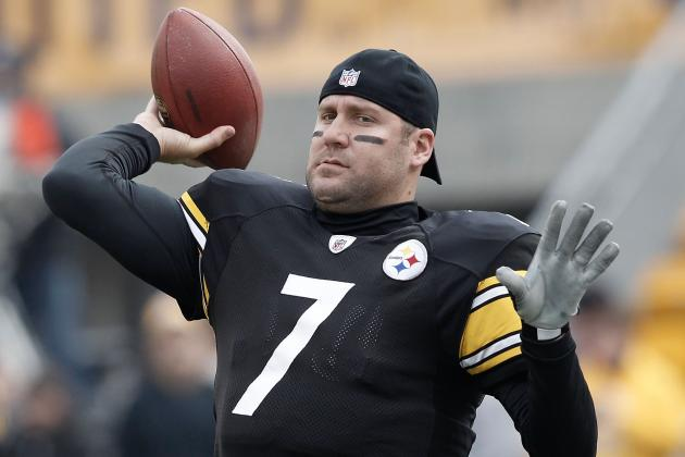 Ben Roethlisberger Breaks out