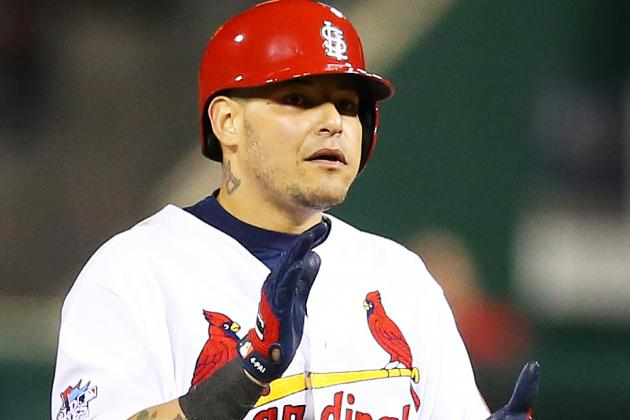 Cardinals Pitchers Put Trust, and Team's Chances, in Molina's Hands