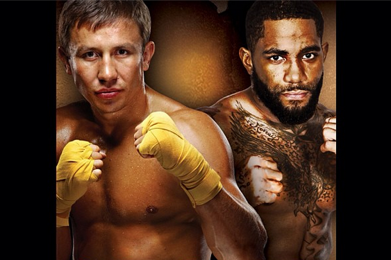 Golovkin vs. Stevens: Fight Time, Date, Live Stream Replay, TV Info and More