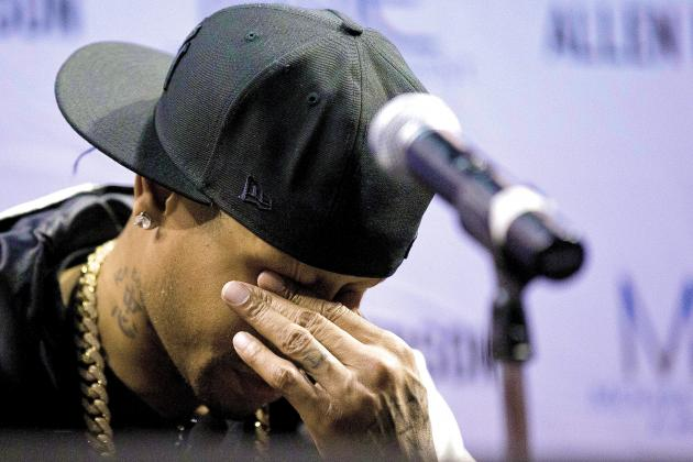 Most Notable Quotes, Moments and Takeaways from Allen Iverson's Retirement
