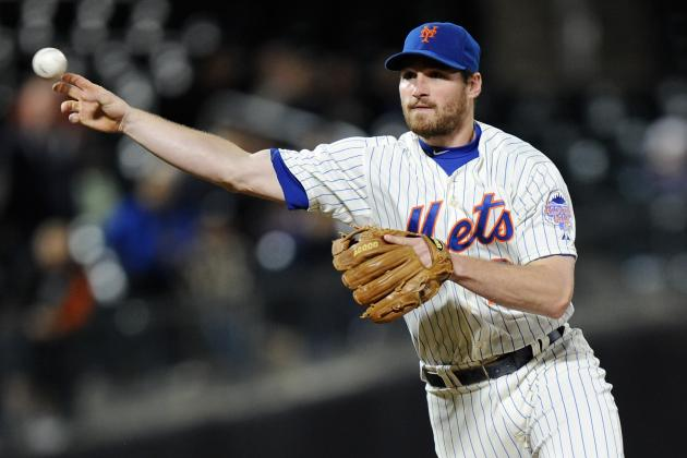 Mets Discussing Eric Young Jr. at Second Base, Is Daniel Murphy Out?