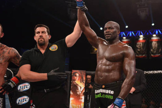 Cheick Kongo vs. Peter Graham Leads Three Tournament Finals at Bellator 107