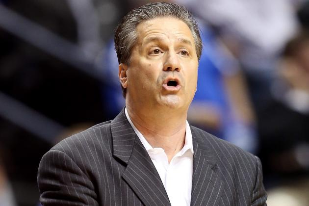 Kentucky Reloads: Calipari Ushers in 'best Ever' Freshman Class