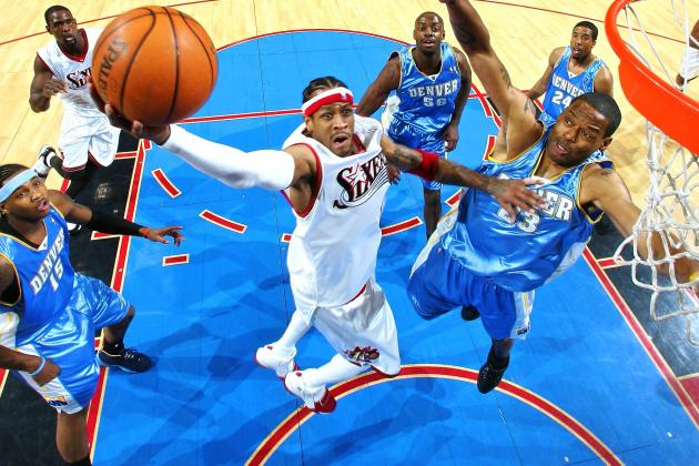 We Will Never See Another Allen Iverson in the NBA Again