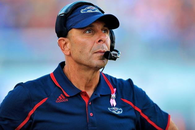 Carl Pelini, Pete Rekstis Resign After Reportedly Attending Event with Marijuana