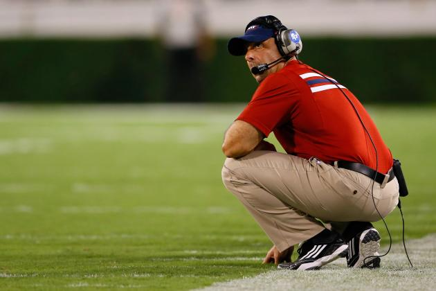 Carl Pelini Admits to Illegal Drug Use, Resigns from FAU, Will It Kill Program?