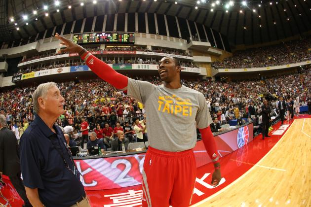With Fresh Start in Houston, Will Dwight Howard Finally Own His Mistakes?