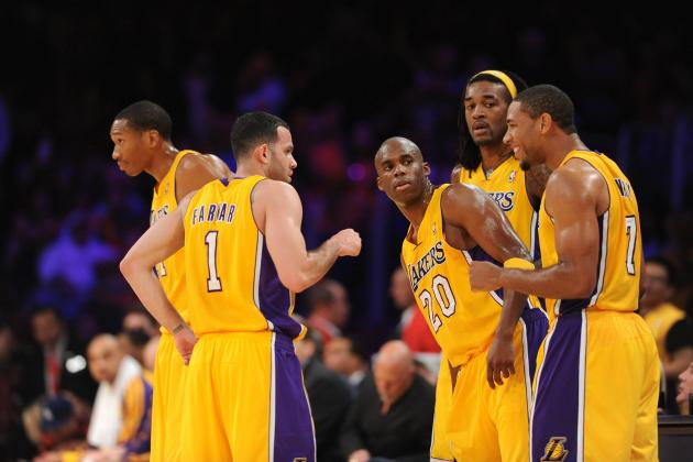 Lakers' Bench Play Will Be Biggest Key to LA Eclipsing Expectations
