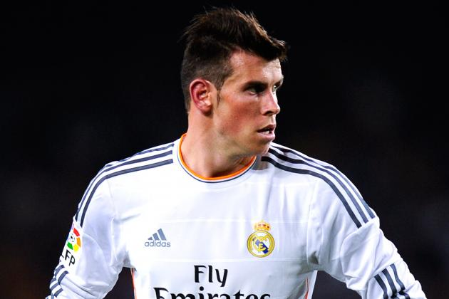 GIF: Gareth Bale Scores on First Home Start for Real Madrid