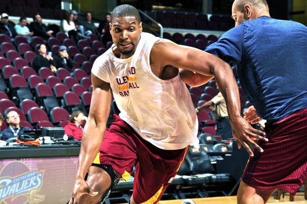 Andrew Bynum Injury: Updates on Cavaliers Star's Knee, Likely Return Date