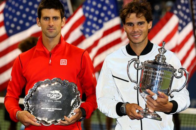 Novak Djokovic Won't Unseat Rafael Nadal as World No. 1