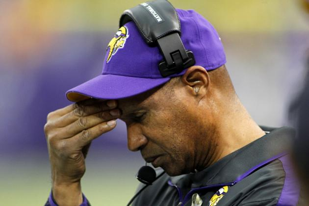 Should Leslie Frazier Still Be Coaching the Minnesota Vikings at Season's End?