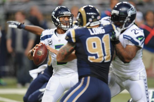 No Easy Answers for the Seattle Seahawks' Blocking Problems
