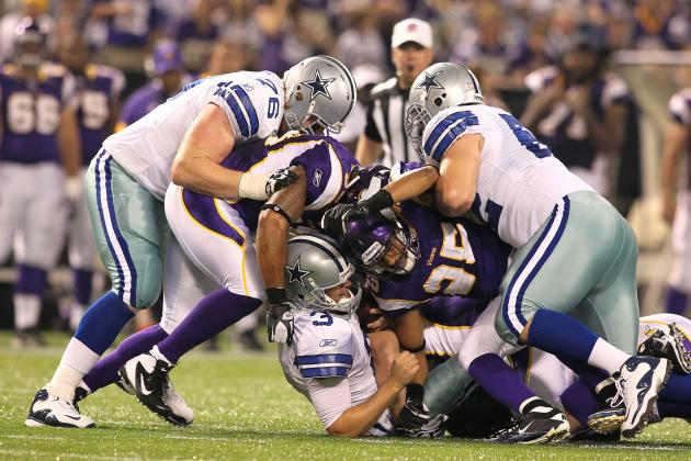 Vikings vs. Cowboys: Breaking Down Minnesota's Game Plan