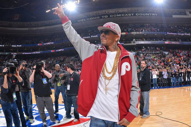 Sixers to Hold AI Retirement Ceremony March 1