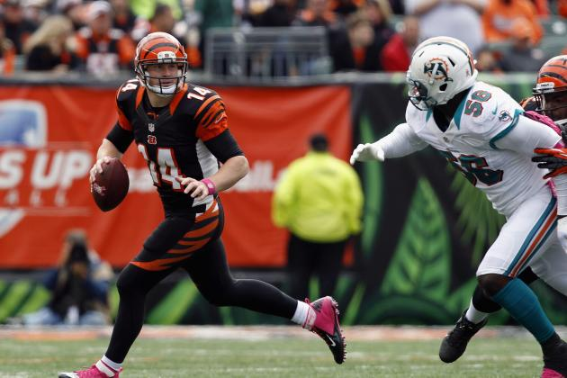 Bengals vs. Dolphins: Live Score, Highlights and Analysis
