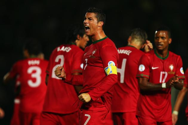 Cristiano Ronaldo's Talent Must Be Maximized by National Team