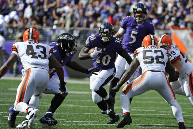 Baltimore Ravens vs. Cleveland Browns: Breaking Down Baltimore's Game Plan
