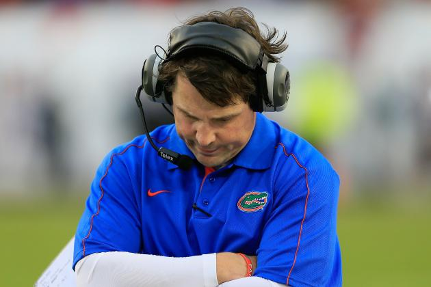 Florida vs. Georgia: Can UF Overcome Will Muschamp's Cocktail Party Curse?