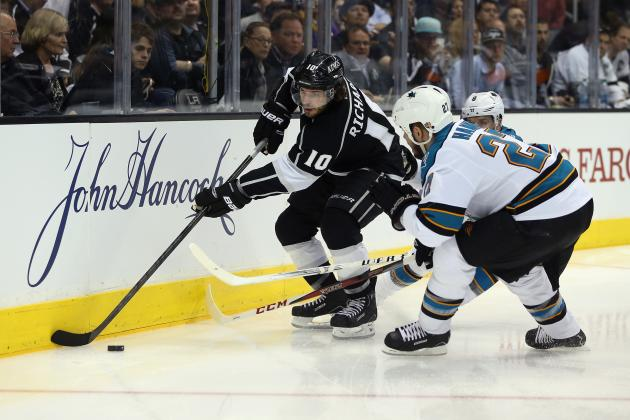 ESPN Gamecast: Sharks vs. Kings