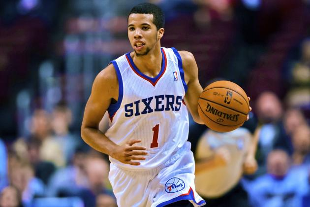 Michael Carter-Williams Sets Rookie Record for Steals in Dazzling Debut