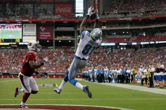 Ranking Best Catches in Calvin Johnson's Detroit Lions Career