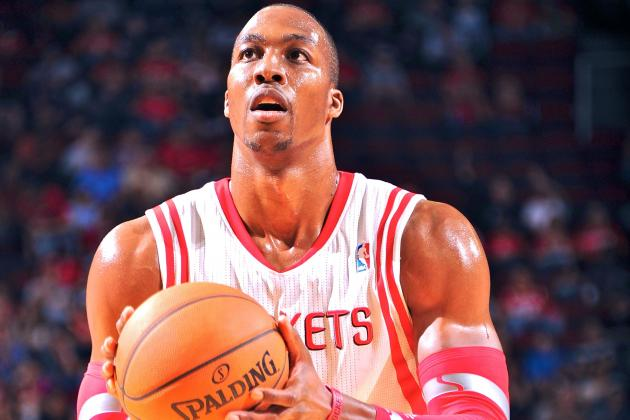 Grading Dwight Howard's Houston Rockets Debut