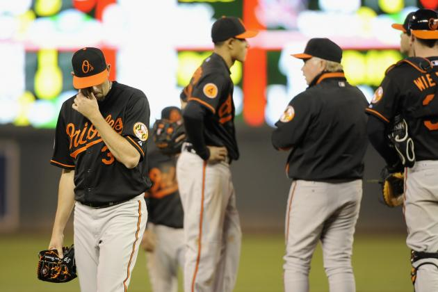 4 Orioles Players Who Have Played Their Final Game in Baltimore