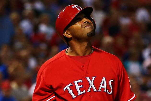 Texas Rangers Will Make $14.1 Million Qualifying Offer to Nelson Cruz