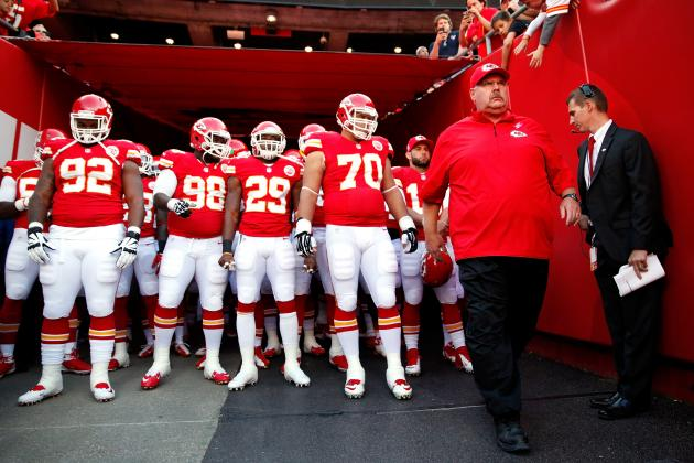 Why Andy Reid's Kansas City Chiefs Are Legitimate Super Bowl Contenders